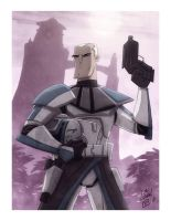 Captain Rex by OtisFrampton