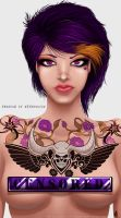 Freedom expression by Victoria-Star
