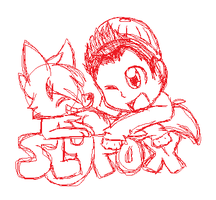 SlyFox Logo- Should I Finish? by 4DAMANT