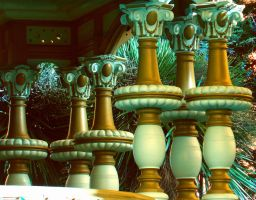 Opulent Pillars by DoctorNono