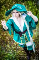 Yunan - My Power by Naru-kawaii-chan
