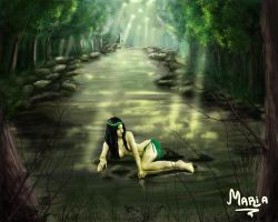 Swamp Queen by 00Maria00