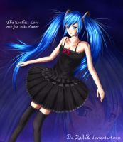 Hatsune Miku -The Endless Love by Juh-Juh