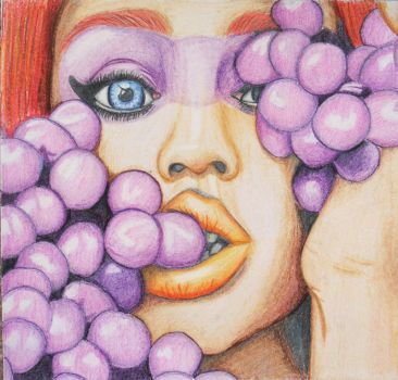 Grape Goodness by kay-ler