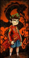 Jake Long by sharkie19
