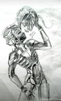 dead space by kamisami