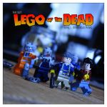 Lego Of The Dead - Cover by Alex-Nidhogg