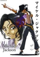 Michael Jackson by kirschner