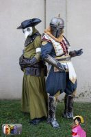Two Templars by AnimeFreakKai