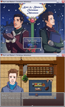 Klaine Christmas Project Preview by yu-oka