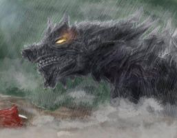 Rise of the Big Bad Wolf by SwarmCreator