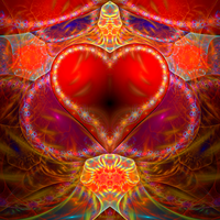 You Turn My Heart Upside Down by fractal1