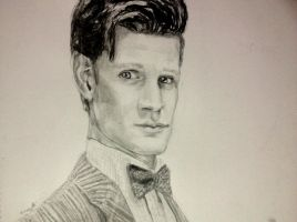 Matt Smith by Eden-ArtFromTheHeart