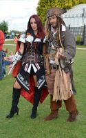Captain Jack and Assassins Creed by masimage