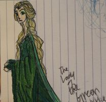 The Lady of the Green Kirtle by Hopeiscomingforme
