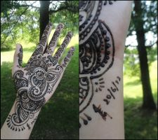 Just 'Cause-Henna by A-w0man