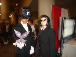 FanExpo2008- Lulubell and Tyki by xshedevilx