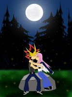 Moonlite Makeout by Shadowsky-dragon