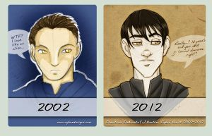 Demitrius 2002-2012 by cybre