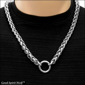 Big Bold Viking Weave Multipurpose Chain by GoodSpiritWolf
