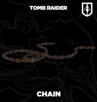 TOMB RAIDER Chain by doppelstuff