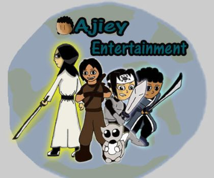 Ajiey Characters by Shokzey