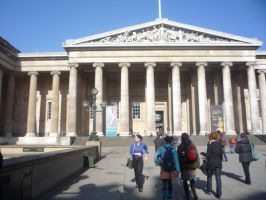 The British Museum. by Lena01