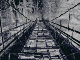 bridge to the ghost house by Kamelot666