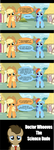 Doctor Whooves the Science Dude Page 1 by dashofrainbow235