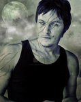 Norman-Wolf by Lady-Lobotomy