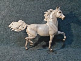 Nutcracker Prince -2009 Christmas horse- by OceanWolfStables