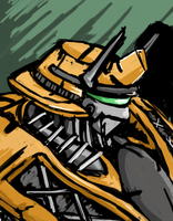 Mecha Bust 20-02-2014 by Endless-warr