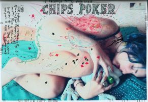 CHIPS POKER by tarmasz