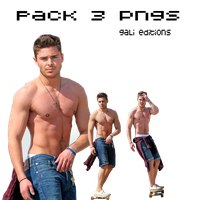 pack png zack efron by beetleeeditions