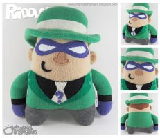 Riddler by ChannelChangers