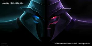 Megatron wallpaper by Stolen-Wings
