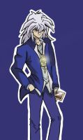 Bakura by the-pharaoh-Atemu
