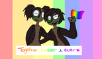 Together Forever and Ever by QueenStorm