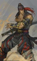 .Zhou Tai. by MadiBlitz