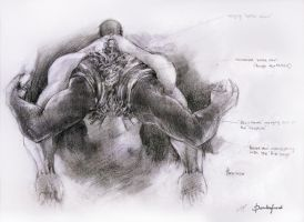 Ravana back by pencilmyfriend
