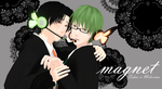Midorima and Takao - magnet (VIDEO) by kinoko-hiou