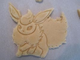Flareon Cookie Dough Cut by B2Squared