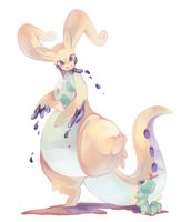 Scared Goodra