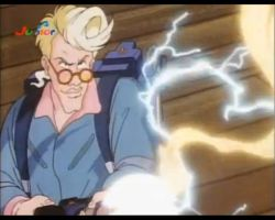 Egon Spengler The Real Ghostbusters by ClowRheed