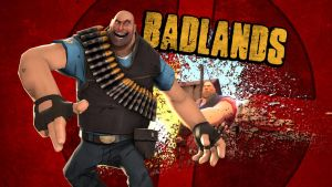 Badlands Heavy Reskin by Py-Bun