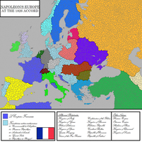 Napoleon's Europe by mdc01957