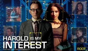 Harold is my Interest / Person of Interest by SexiestJoker