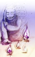 (Undertale spoilers) And to think I was worried by Smoludozerka