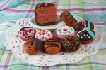 Sweets - Clay Miniatures by thinkpastel