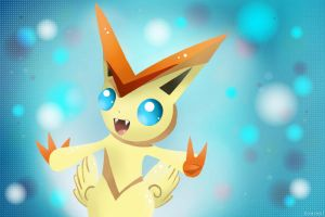Victini by Crystal-14